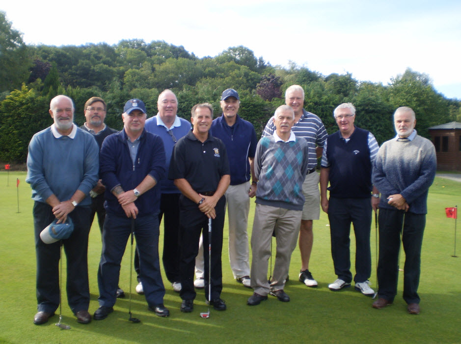 Golf Day at Builth Wells - 2013